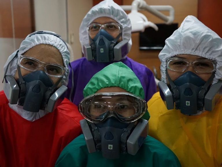 The Devastating Impact Of COVID-19 On Dentists In Indonesia